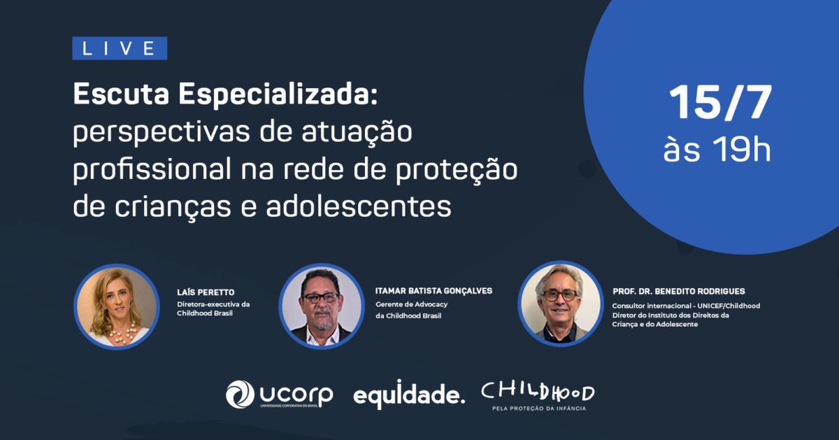 Escuta Especializada live